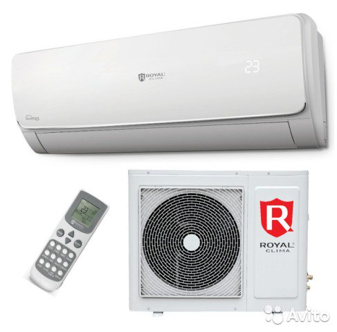 Royal Clima RCI-VR37HN Vela Inverter