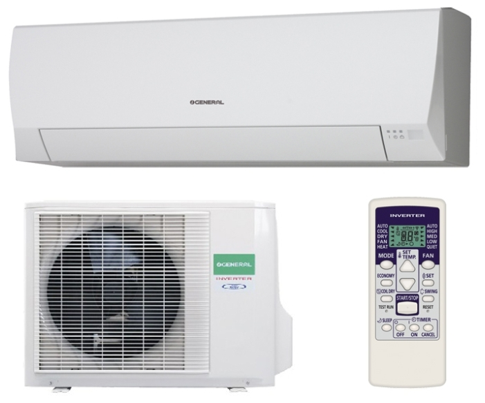 ASHG07LLCC Eco3 Inverter